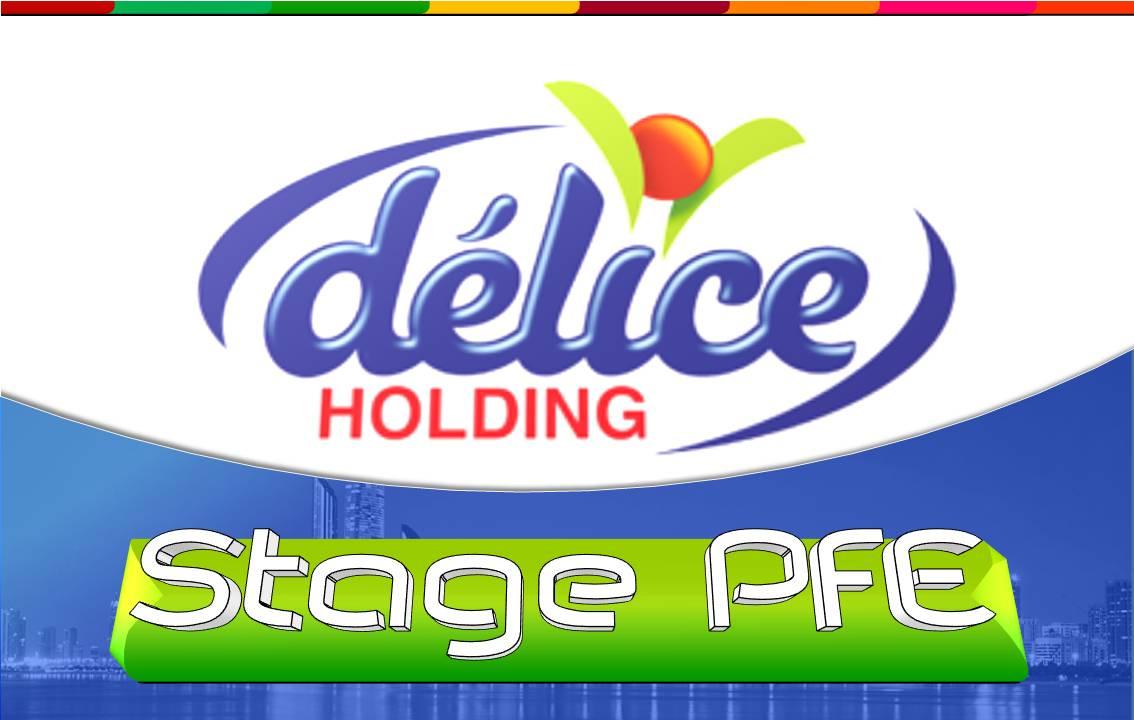 Delice   / propose un  [ Stage PFE ]