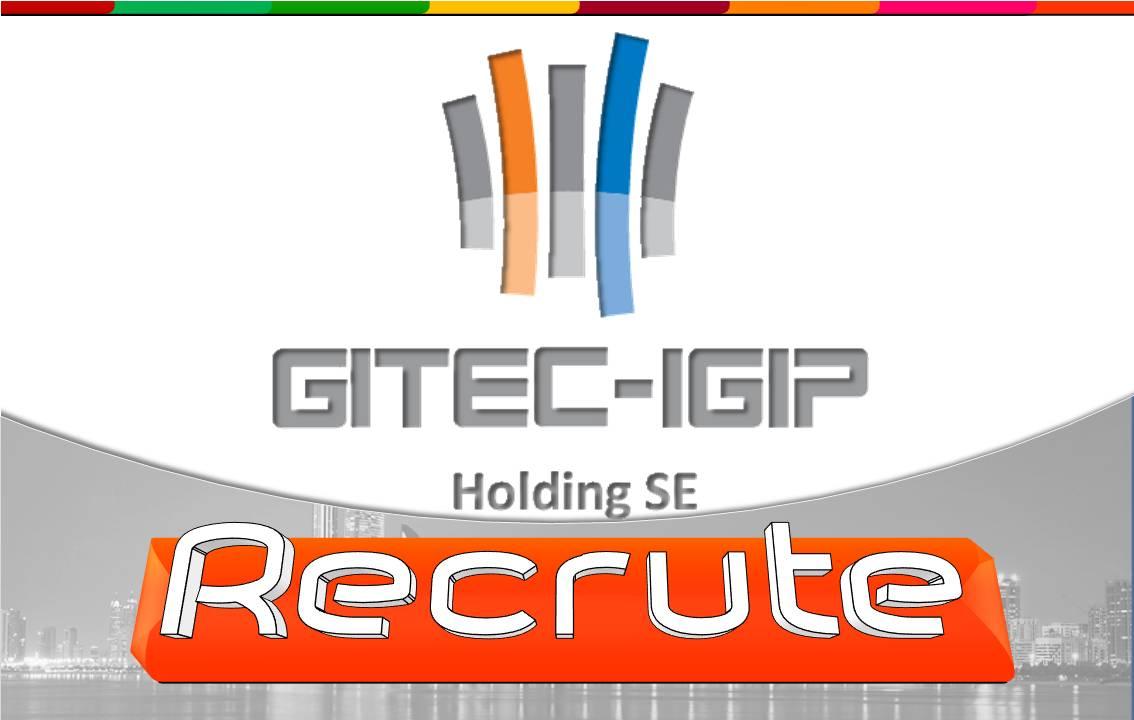 GITEC-IGIP  / recrute