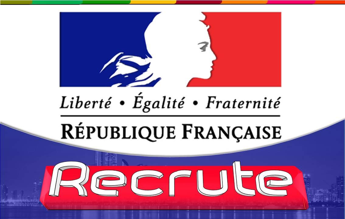 L'Ambassade de France en Tunisie / recrute