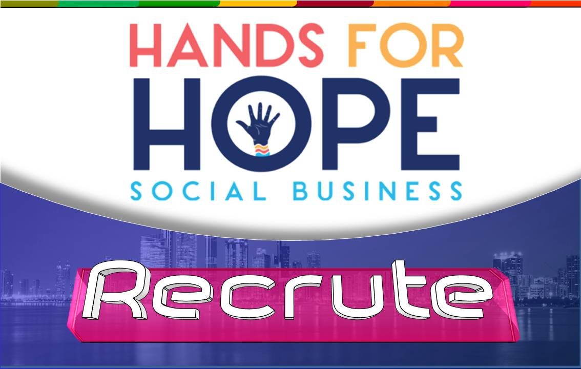 Hands for Hope / recrute