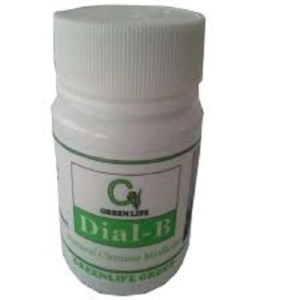 Greenlife Dial B (DB formula)