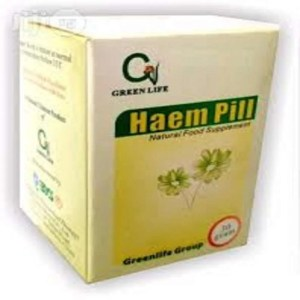 Greenlife Heam Pills