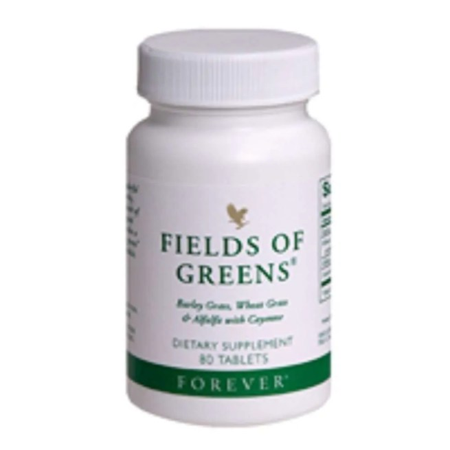 Forever Living Fields Of Greens
