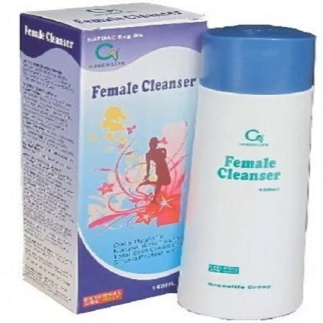 Greenlife Female Cleanser