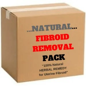 Fibroid pack
