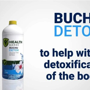 Healthgarde Buchu Detox Drink With Vitamin D and Zinc