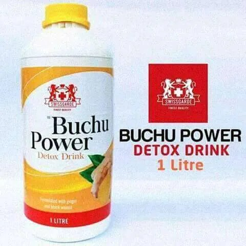 Swissgarde Buchu power Detox Drink