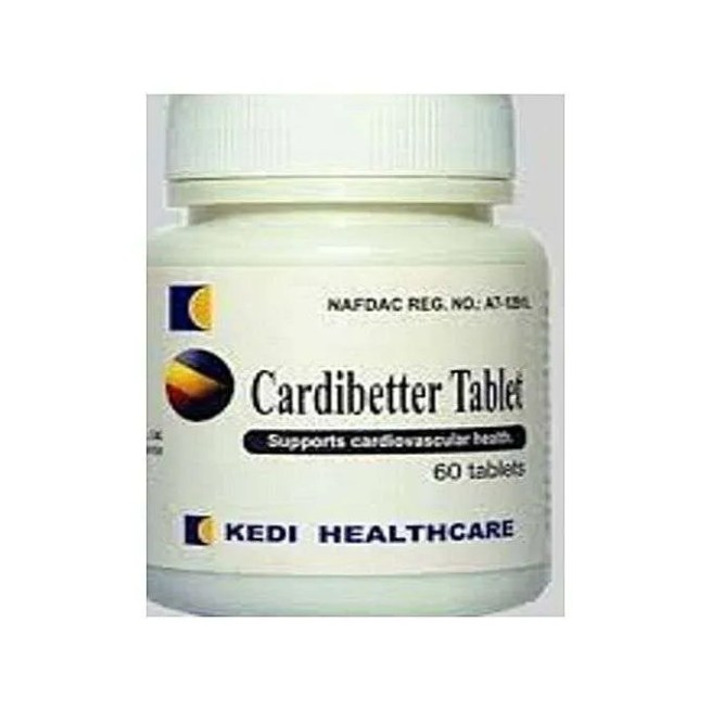 Kedi Cardibetter Tablet For Cardiovascular Diseases