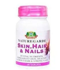 Swissgarde Skin, Hair & Nails