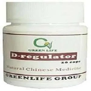 Greenlife D -regulator (for Heart Disease—-Quick Action)