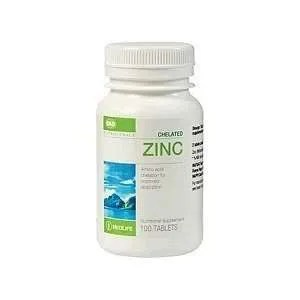 NeoLife Chelated Zinc 100 Capsules