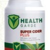 HEALTHGARDE SUPER CIDER PLUS With Apple Cider Vinegar, Garcinia Cambogia & Green Tea 14209