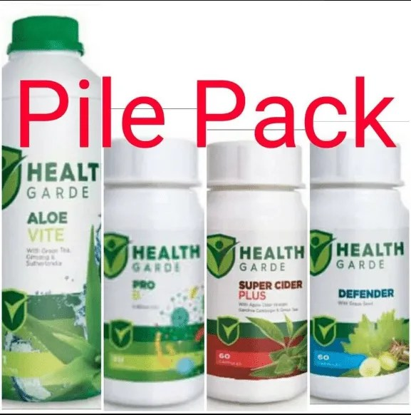 Healthgarde Pile care Pack