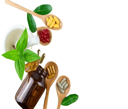 Natural Herbs Supplements Health Products