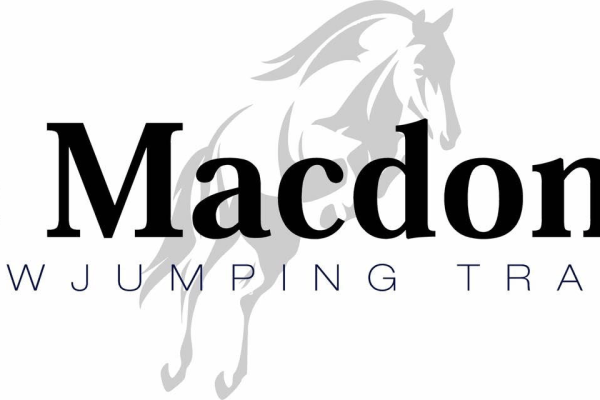Joe MacDonald Show Jump Training