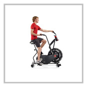 Scwinn A6 Airdyne Upright Exercise Bike