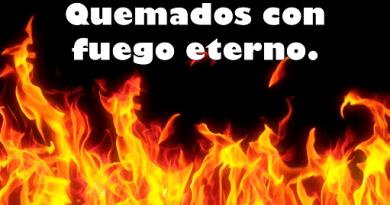 Quemados con Fuego Eterno