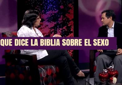 Lo que dice la Biblia sobre el Sexo