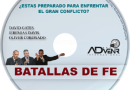 📀 Batallas de Fe – David Gates, Jeremiah Davis, Oliver Coronado – DVD