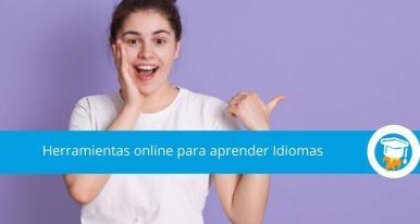 herramientas online aprender idiomas
