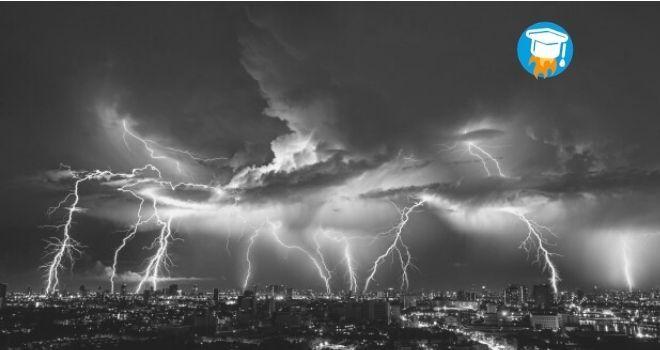 Tormentas Y Rayos En Tiempo Real: Meteorología