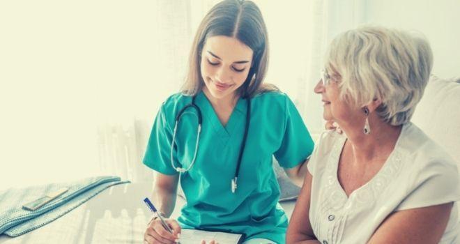 Ejemplo De Examen Tipo Test De Enfermería