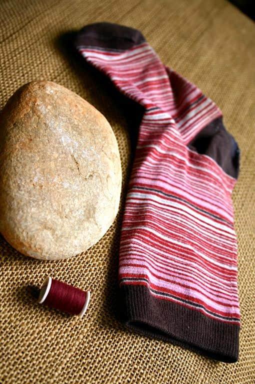 Diy Sock Amp Rock Recyclart