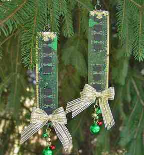 Computers Memory Recycled for Christmas in electronics diy  with ram Ornament Christmas