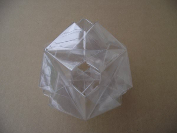 Origami From Upcycled Plastic Bottle Recyclart