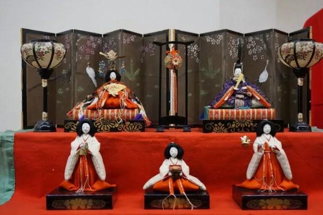 昭和2年のひな人形