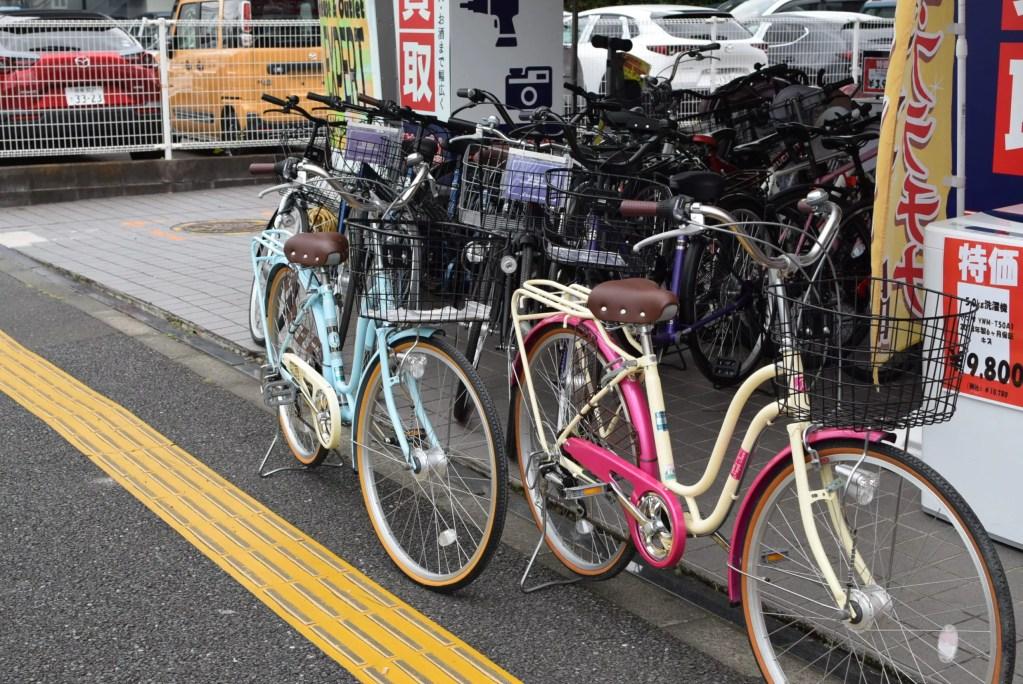 アウトレット 自転車