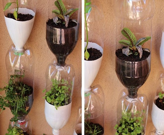 How To Diy Swan Garden Decor From Recycled
