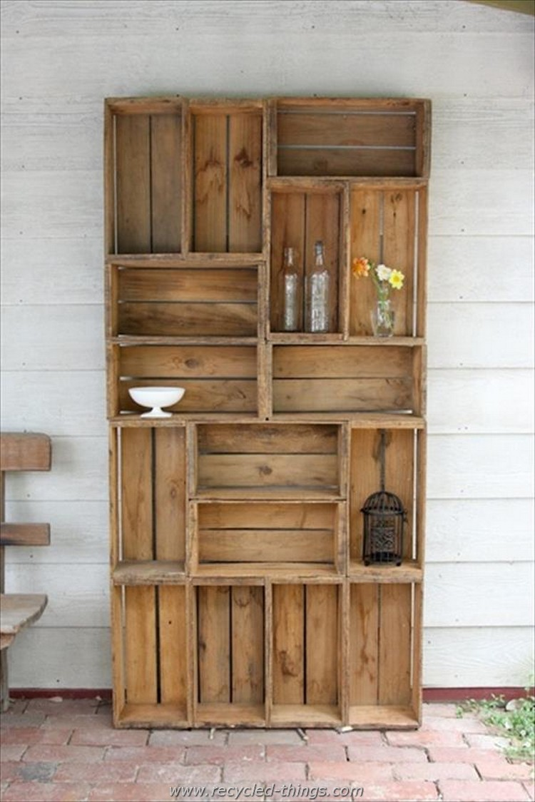 Things To Make Out of Wooden Pallets | Recycled Things