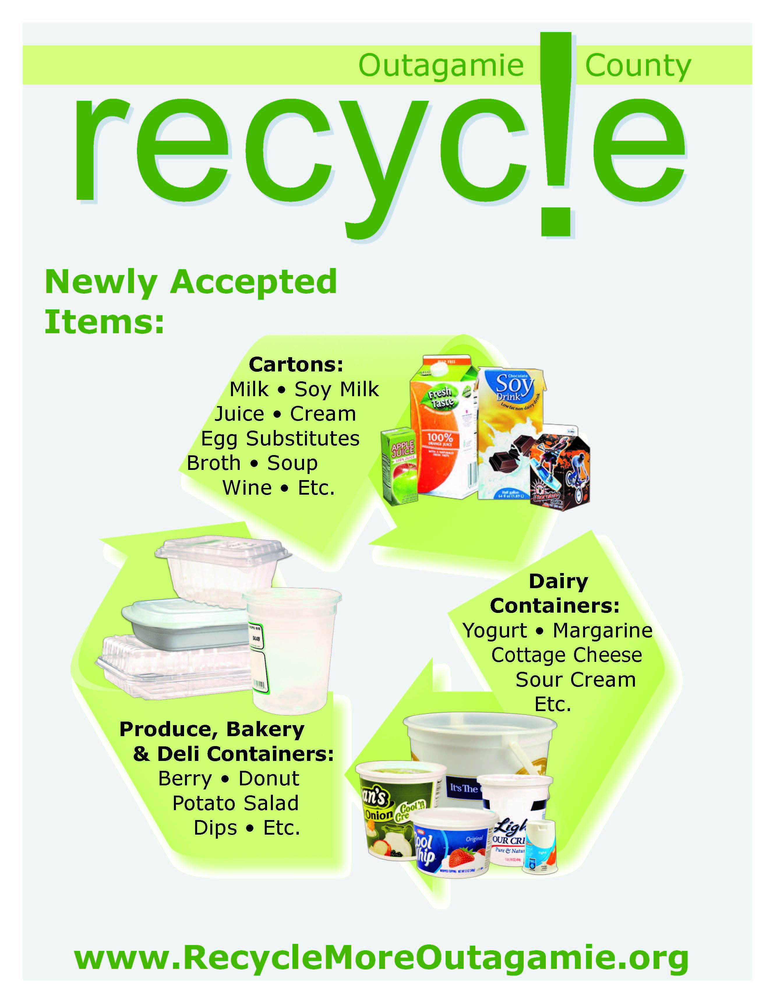 Outagamie County Recycling Amp Solid Waste Education Center