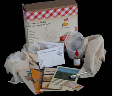 Hard & Soft Cheese Making Kit - Extra