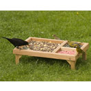 Selection Bird Feeding Table