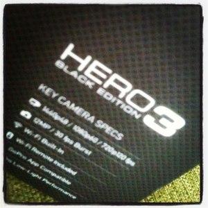 GoPro Hero3 BE