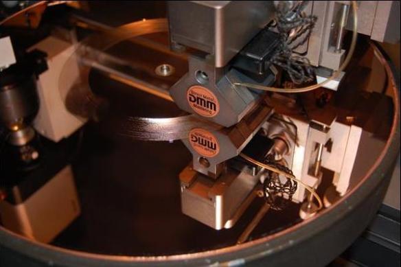 производство виниловых пластинок 2