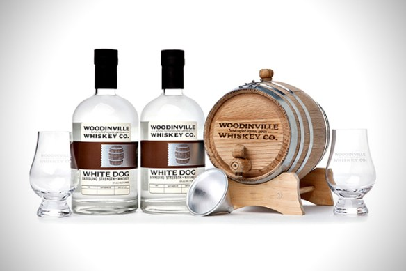 Комплект для выдержки виски