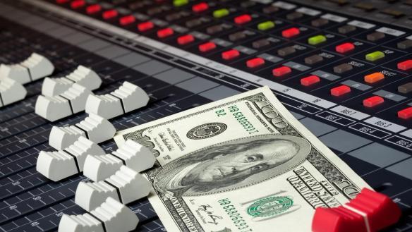 заработок на музыке