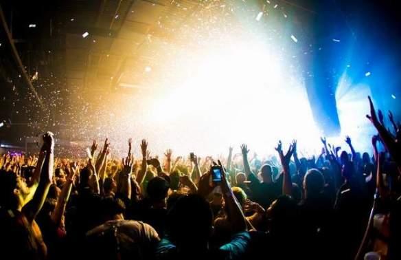 music fans