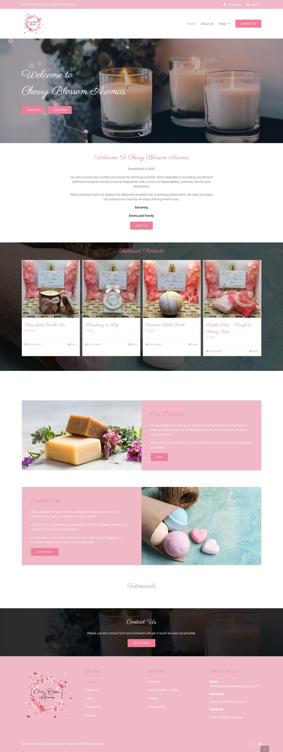 Web Design Tamworth