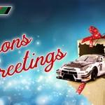 Corporate Christmas Card Design