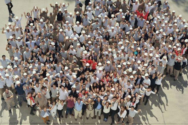 Porta tiene 550 empleados y uno de sus propósitos es lograr que progresen.