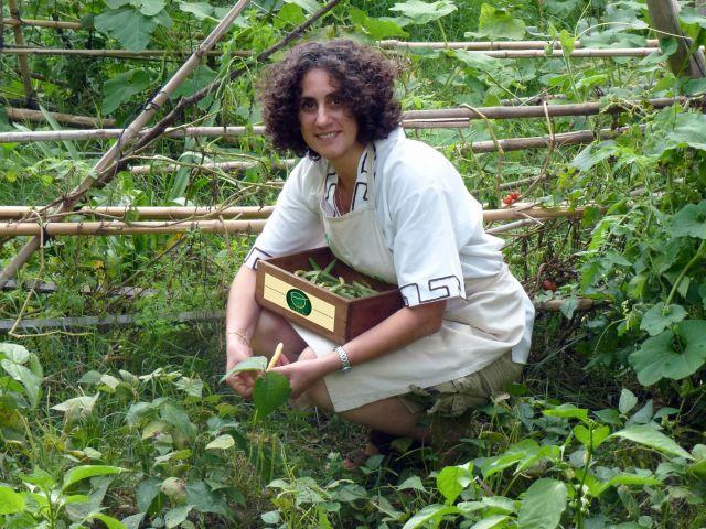 De la Olla prepara viandas con alimentos orgánicos y emplea discapacitados.
