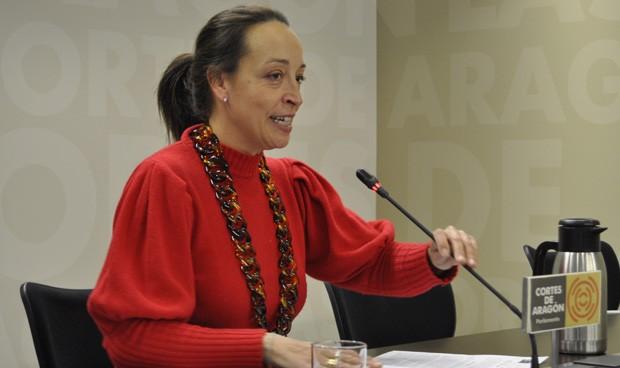 Carmen Susín, Diputada por el Partido Popular en Las Cortes de Aragón