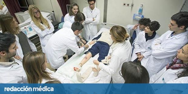 Covid-19: Madrid retrasa las prácticas clínicas en hospitales