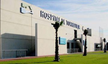 Resultado de imagen de hospital torrevieja
