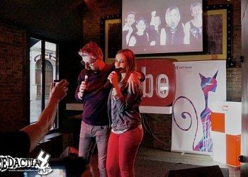 Marius Moga - O facem pentru voi cu Vloggers. Poze+video lansare