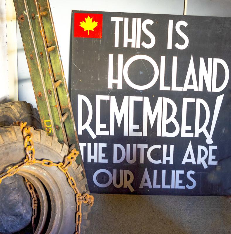 Nederland bevrijding